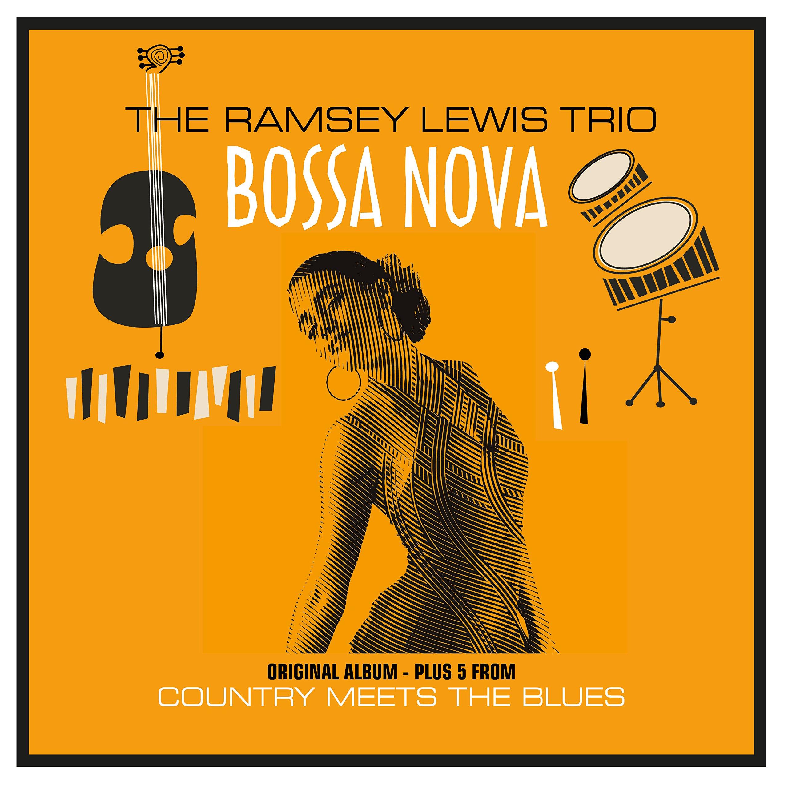 Vinilo : Ramsey Lewis - Bossa Nova (Holland - Import)