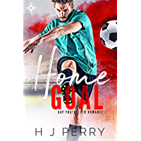 Home Goal (Gay Footballer Romance Book 1) (English Edition)