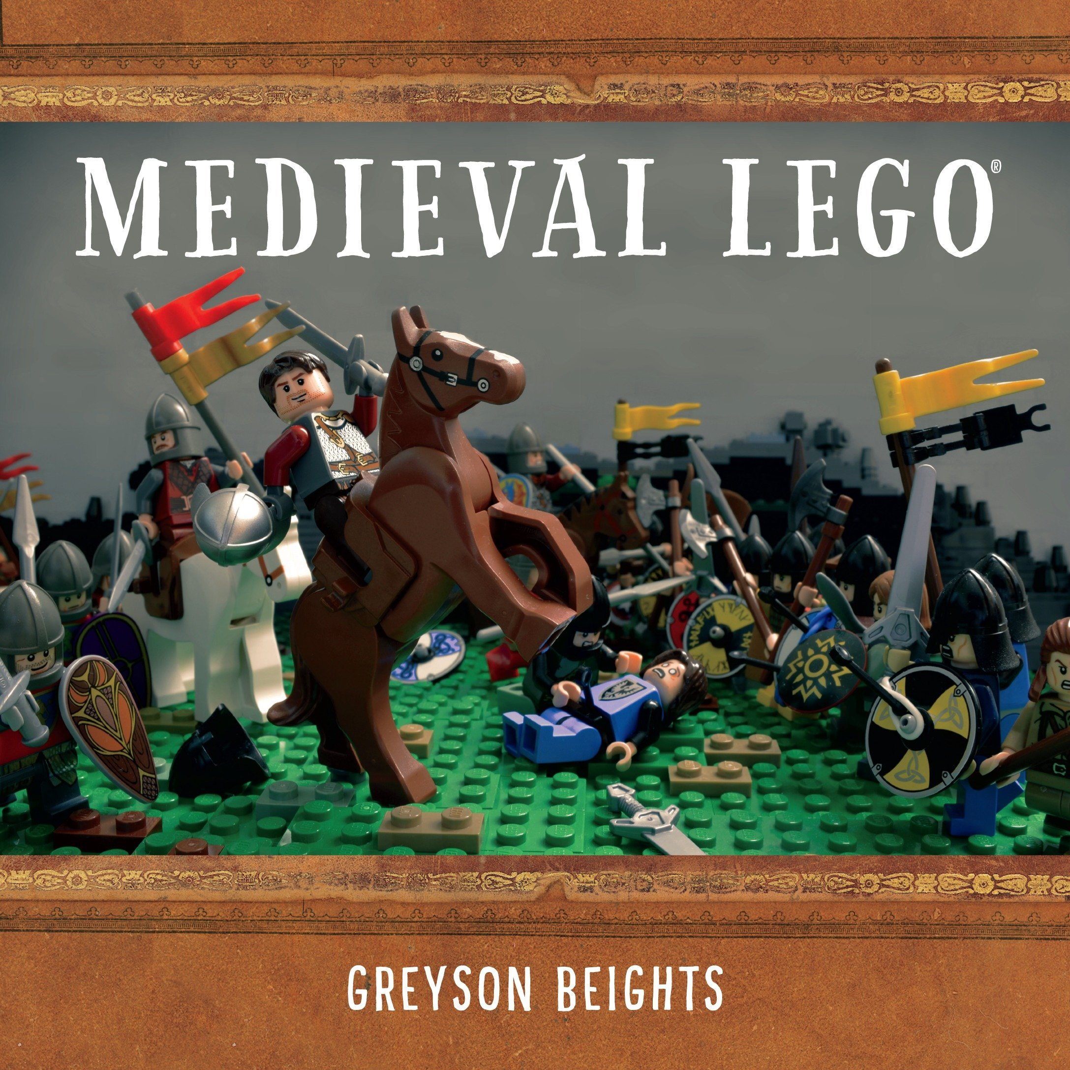 Medieval LEGO by No Starch Press (Image #1)
