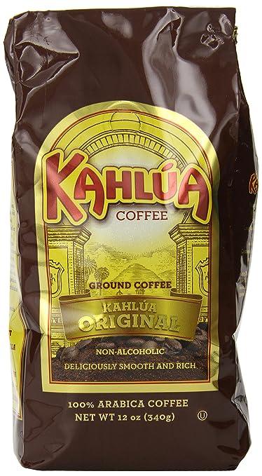 Review Kahlua Gourmet Ground Coffee,