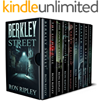 Berkley Street Series Books 1 - 9: Haunted House and Ghost Stories Collection book cover