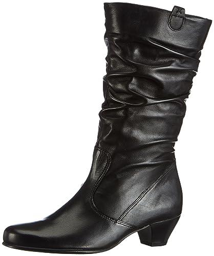 Shoes Stiefel Basic Damen Halbschaft Gabor Comfort 4ARjL5
