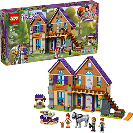 LEGO Friends Mias Haus 41369 Bauset, Neu 2019 (715 Teile)