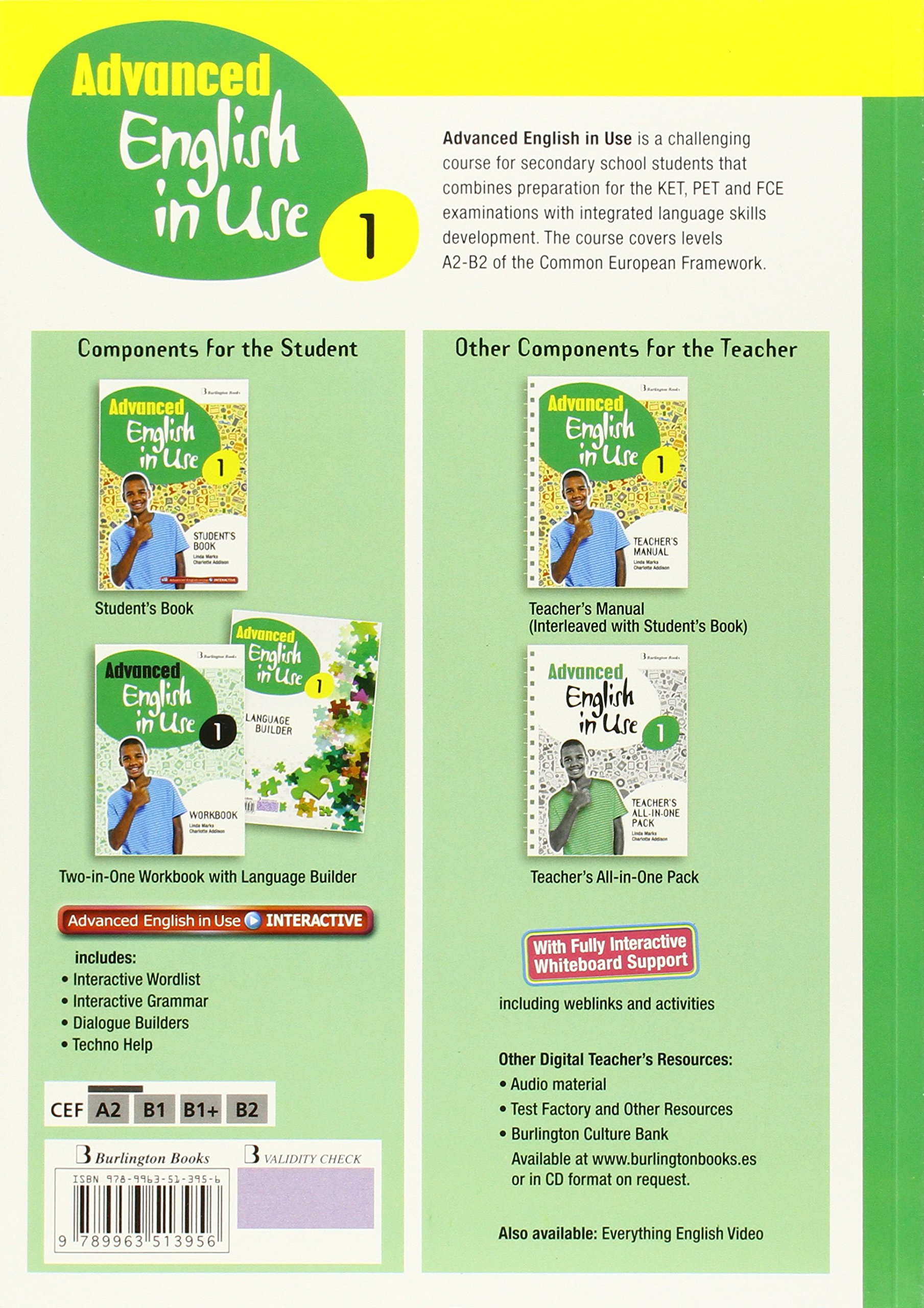 Advance English In Use 1 Eso Student S Book Amazon Co Uk