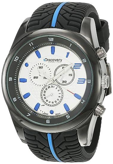 4c994c2f94f3 Discovery Expedition DISC 6113 C Reloj Análogo