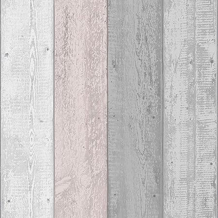 Arthouse Bois Peint Lisse bois peint Revêtement Panneaux de papier peint