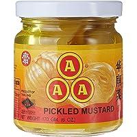 3A Pickled Mustard, 170g
