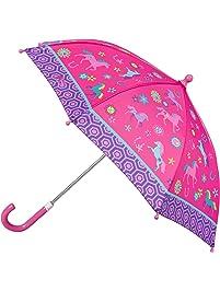 Stephen Joseph Girls Little Girls All Over Print Umbrella