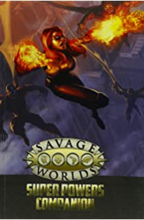Savage Worlds Deluxe Pdf