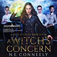 A Witch's Concern: A Witch's Path, Book 4