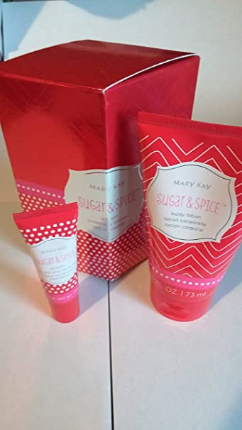 Mary kay sugar and spice gift set