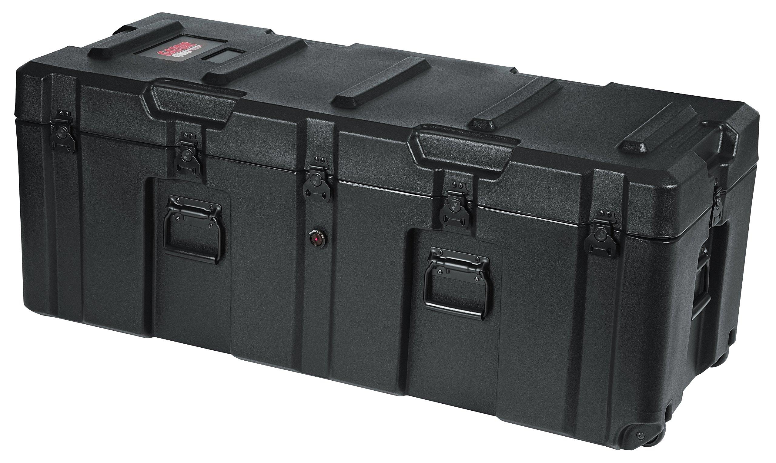 Gator Cases ATA Roto-Molded Utility Equipment Case; 45'' x 17'' x 18'' Interior (GXR-4517-1503)