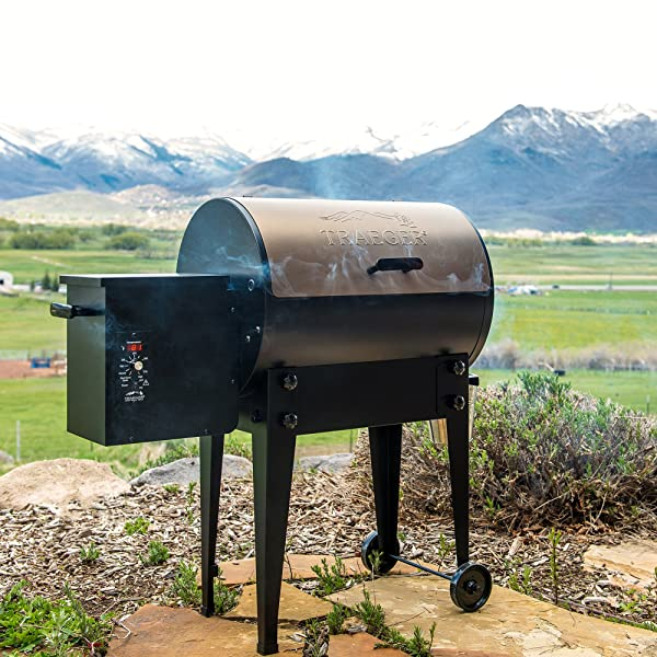 Traeger TFB29LZA Traeger Renegade Elite Review