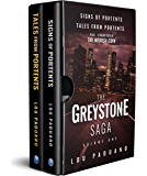 The Greystone Saga Volume One: Signs of Portents and Tales from Portents (Greystone Box Set Vol. 1)
