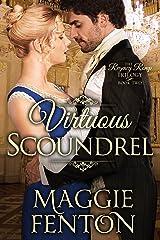 Virtuous Scoundrel (The Regency Romp Trilogy Book 2) Kindle Edition