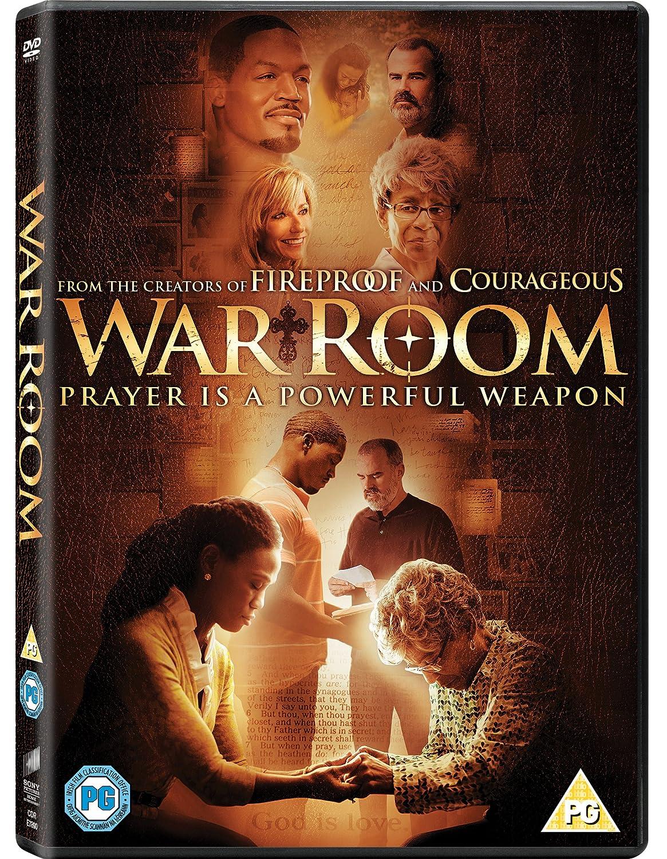 War Room [DVD]: Amazon.co.uk: Priscilla C. Shirer, T.C. Stallings ...