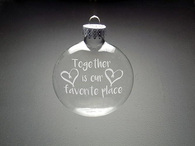 newlywed christmas ornaments boyfriend christmas girlfriend christmas gift wife gift husband gift