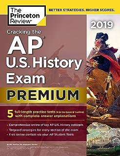 Amazon ap us history prep plus 2018 2019 3 practice tests cracking the ap us history exam 2019 premium edition 5 practice tests complete fandeluxe Gallery