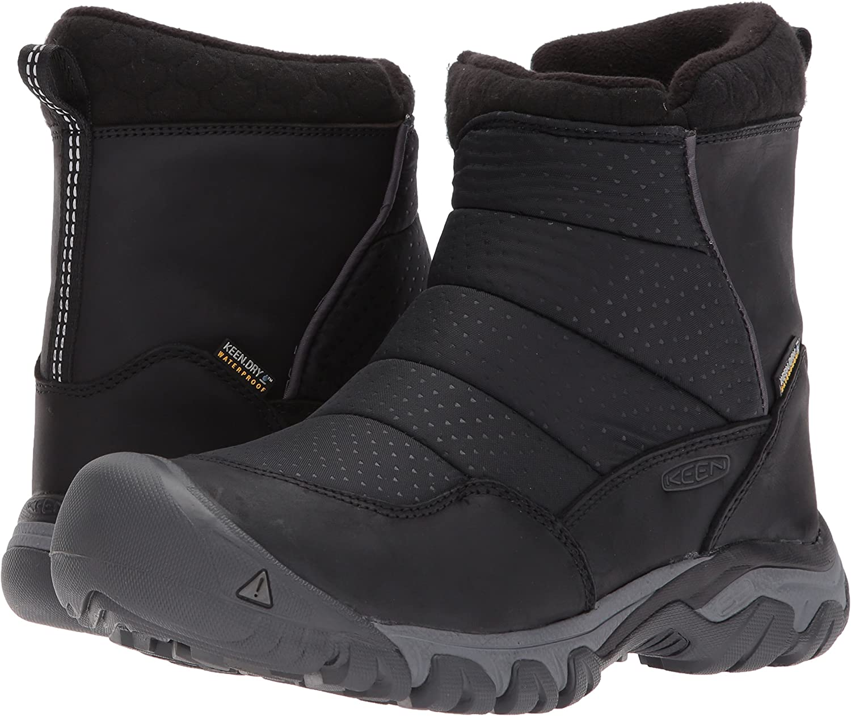 KEEN Womens Hoodoo III Low Zip Boots