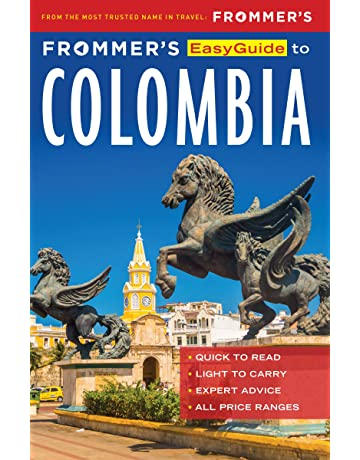 Frommers EasyGuide to Colombia (Easy Guides)