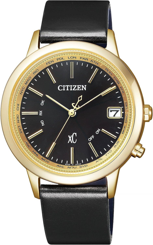 [シチズン]CITIZEN 腕時計 xC クロスシー ティタニアライン ハッピーフライト クロスシー × プティローブノアー(petite robe noire) エコドライブ電波時計 CB1102-01F レディース B01M1E0PXA