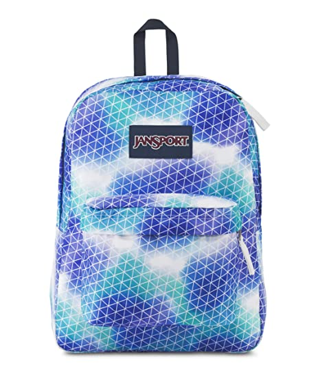 Amazon.com  JanSport JS00T50134J Superbreak Backpack (Active Ombre ... bb7f12c7cb336
