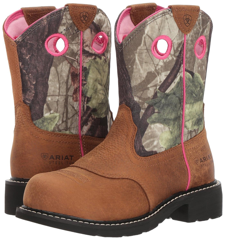 ARIAT Womens Phantom Tycoon Western Boot