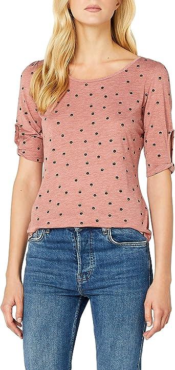 edc by Esprit 028cc1k005 Camisa Manga Larga, Rosa (Dark Old Pink 5 679), X-Large para Mujer: Amazon.es: Ropa y accesorios