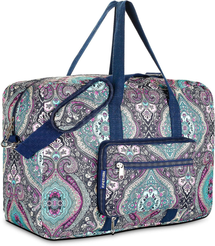 Travel Foldable Waterproof Duffel Bag – Lightweight Carry Storage Luggage Tote Duffel Bag.
