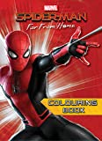 Spider-Man Far From Home Colouring Book