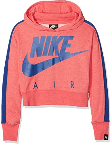 f23da48a19a4 Nike Children s Air Cropped Hoodie