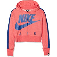 Nike G NSW Crop PE Air Sweatshirt, Niñas