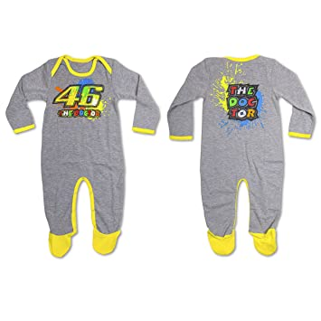 Pijama de una pieza - Vr46 Valentino Rossi tg. 24M