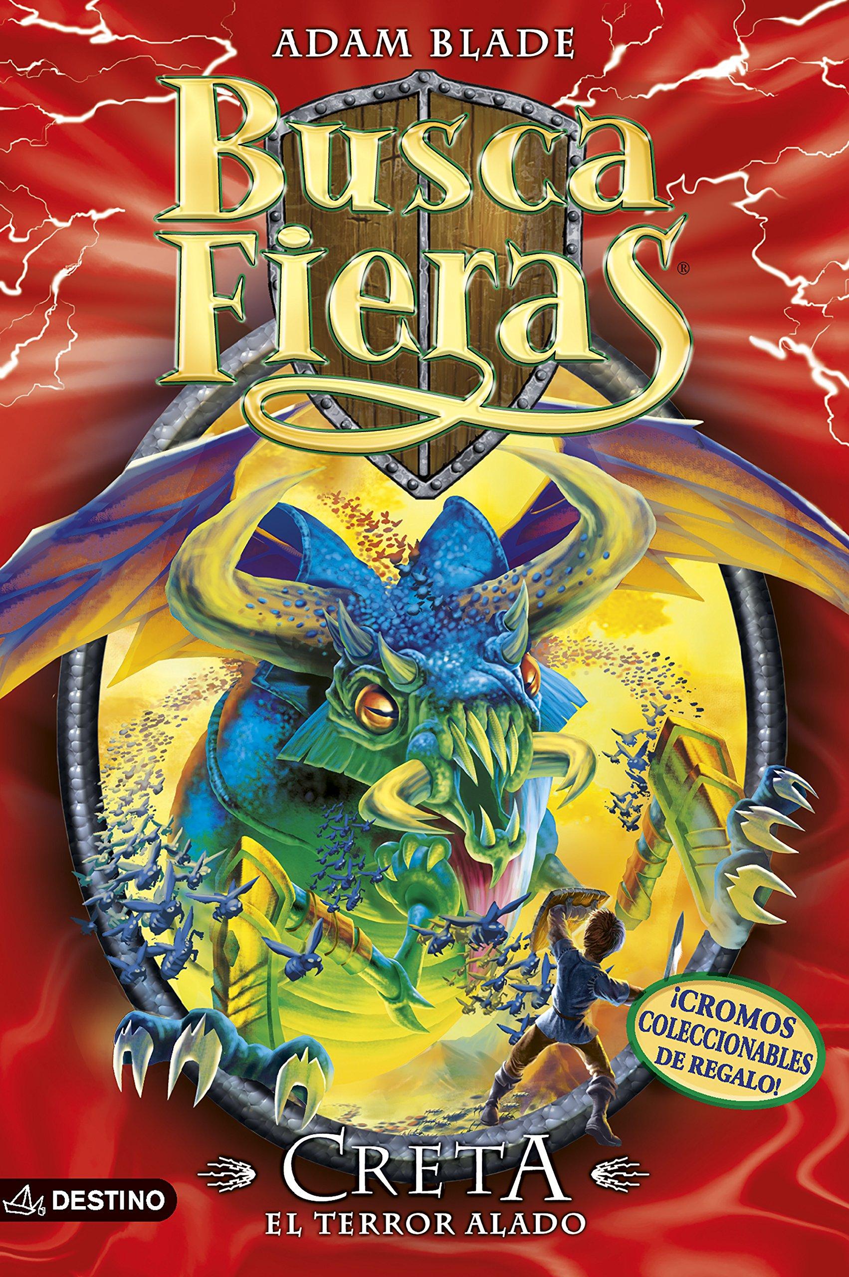 Download Creta, el terror alado (Spanish Edition) (Busca Fieras) pdf