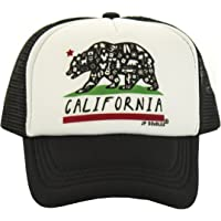 1b08773d568 California Bear on Kids Trucker Hat. Kids Baseball Cap is Available in  Baby