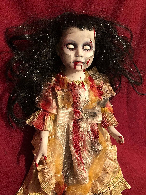 Creepy Grandma Upcycled Horror Collectible