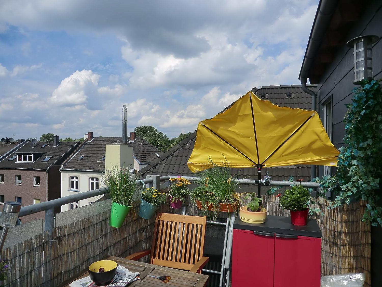 Columbus Windschutz Fb VERTRIEB durch Holly /® Produkte STABIELO /® grau//dunkelgrau 400 cm x 140 cm