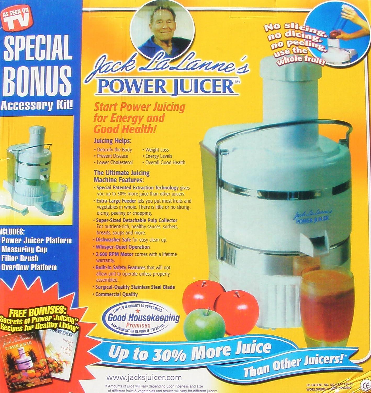 Jack Lalanne's Power Juicer Original