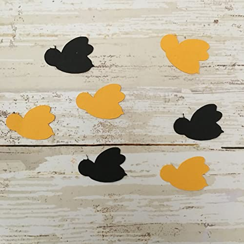 Bumble Bee Confetti Honey Decorations Party Supplies Bug Theme