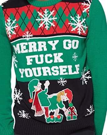 Cousin Eddie Sweater Fluffy Crate You Serious Clark Holiday Movie Apparel Ugly Christmas Sweatshirt