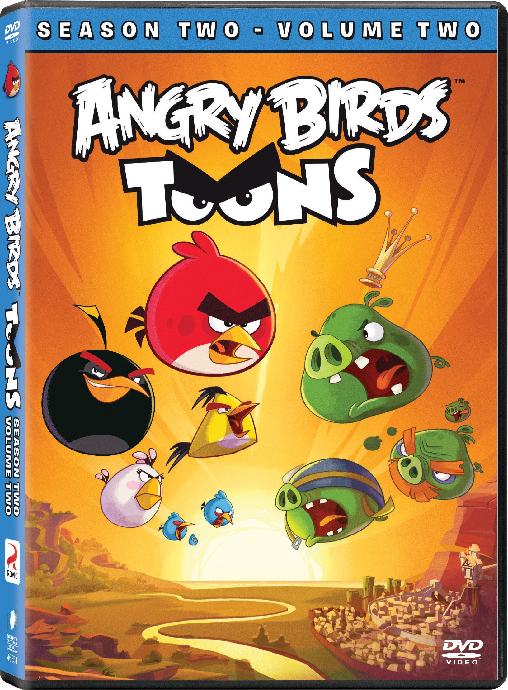 Angry Birds Toons - Season 02, Volume 02