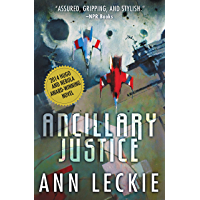 Ancillary Justice (Imperial Radch Book 1) book cover