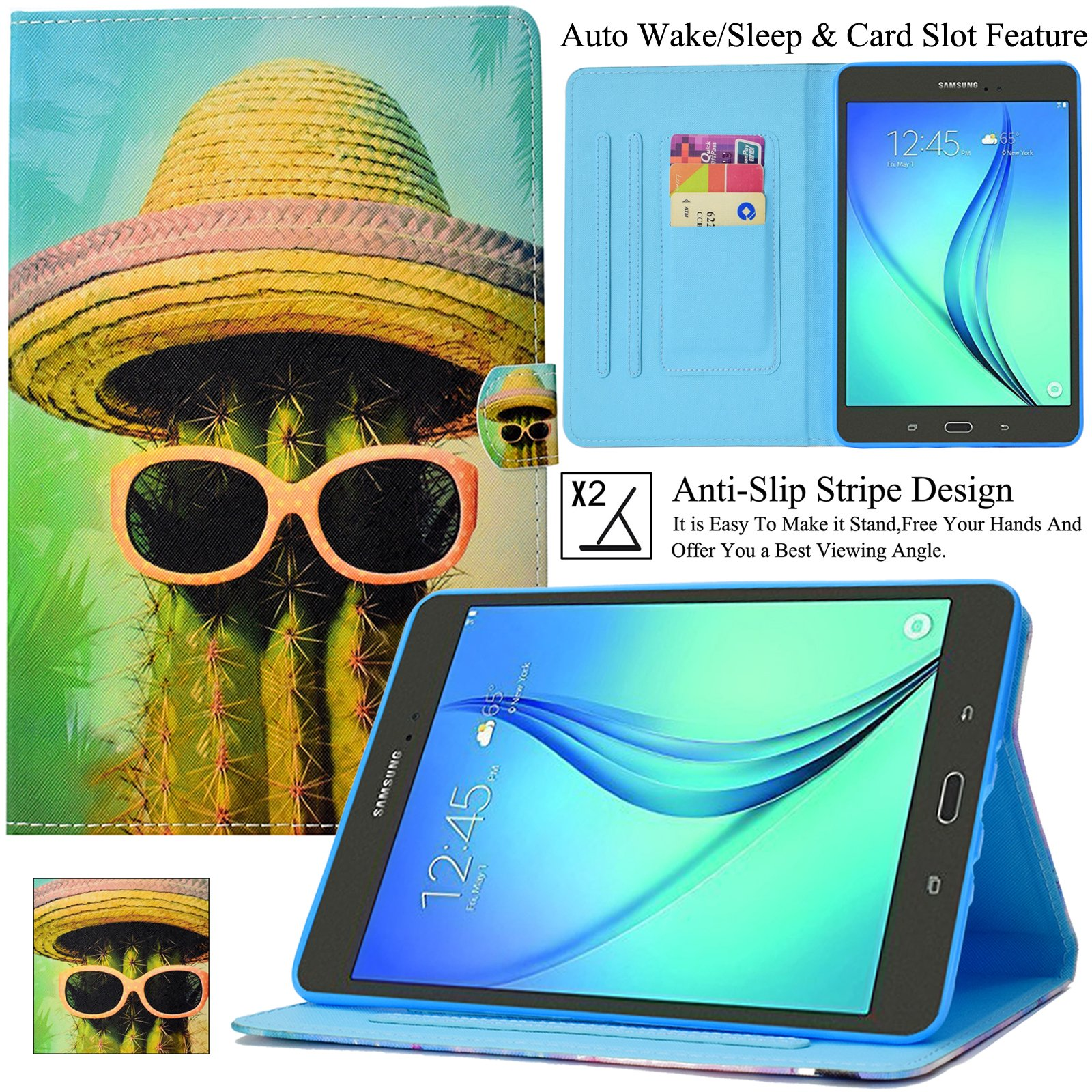 Funda Samsung Galaxy Tab A 8.0 (2015) ARTYOND [7FBKKYTR]