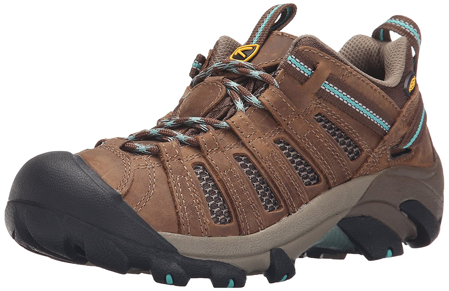 Dark Earth Lagoon KEEN Women's Voyageur Running shoes