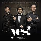 グルーヴ・デュ・ジュール (Groove du Jour / Yes! Trio (Ali Jackson - Aaron Goldberg - Omer Avital)) [CD] [Import] [日本語帯・解説付]