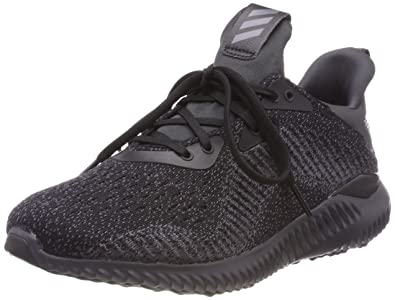 0690d71de4f adidas AlphaBounce EM Mens Running Shoes - Black-UK 7