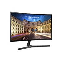 Samsung LC27F396FHNXZA 27-Inch Curved Monitor (Super Slim Design)
