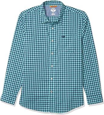 Dockers Supreme Flex Camisa de manga larga con botones para hombre: Amazon.es: Ropa y accesorios