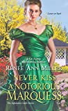 Never Kiss A Notorious Marquess: A Witty Victorian Historical Romance
