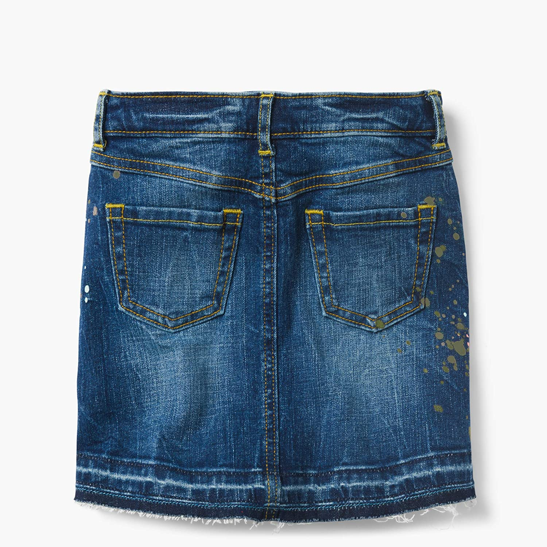 Gymboree Girls Big Denim Skirt